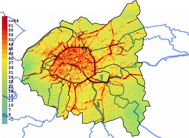 Sortir de Paris à Vélo
